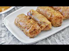 Se topesc in gura 😍 Nu ai mancat asa sarmale ! Romanian Food, Food Videos, Turkey, Youtube, Salads, Mariana, Pork, Health, Turkey Country