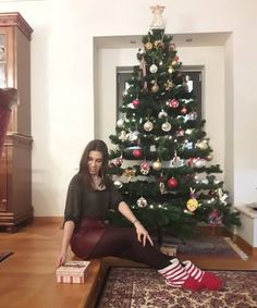 Please take me @flyingtigergr #boots #slippers @calzedonia #tights @bershkacollection #leatherskirt @ale_non_usual #top . . #christmasgift #christmastree #instafashion #moodoftheday #instaoutfit #fashiondiaries #fashionblog #fashiongram #instyle #fashionista #fashionblogger #aboutlastnight #trends #invogue #bloggerdiaries #clothes #style #thessaloniki