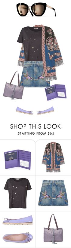 """""""Traveling in Style"""" by creation-gallery on Polyvore featuring Etro, Sundry, Gucci, Pretty Ballerinas and Carla Mancini"""