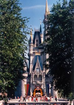 Come take a look at how things were at Walt Disney World's Magic Kingdom back in 1991! Some things are the same, but some things are definitely different now.