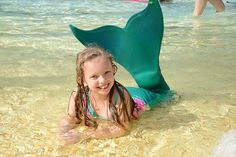 You never know when you might see a #mermaid at #GKTWVillage!