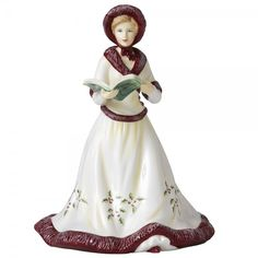 8th Day of Christmas HN5409 – Royal Doulton Figurine 1