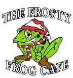 I would LOVE me some frosty frogs right about now...