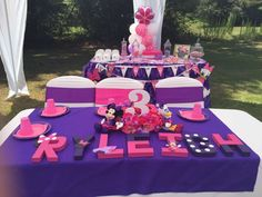 Minnie Mouse Birthday Party Ideas | Photo 1 of 33 | Catch My Party
