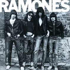 5. Ramones - Ramones - The 25 Best Punk Album Covers of All Time | Complex UK