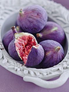 Figs  ~photo by Marie-Louise Avery