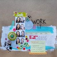 A Project by @Amy Tangerine from the Two Peas in a Bucket Scrapbooking Gallery originally submitted 01/23/12 at 09:44 AM