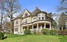 Captain Merritt's Hill Victorian | CIRCA Old Houses | Old Houses For Sale and Historic Real Estate Listings
