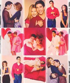 Ross <3 Rachel
