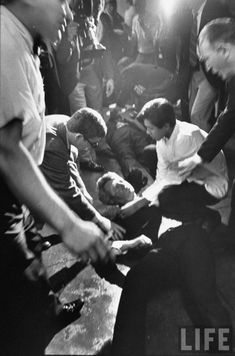 John F. Kennedy, the thirty-fifth President of the United States, was assassinated at 12:30 p.m. Central Standard Time (18:30 UTC) on Friday, November 22, 1963, in Dealey Plaza, Dallas, Texas. Kennedy was fatally shot while riding with his wife Jacqueline in a Presidential motorcade. Where were you at the moment you heard the news? Do you remember?