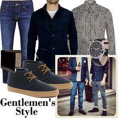 Gentlemen's Style | Men's Outfit | ASOS Fashion Finder