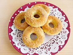 Donuts aus dem Backofen ~ Backgasse