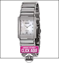 Rado R20671912 - Reloj para mujeres  ✿ Relojes para mujer - (Lujo) ✿ ▬► Ver oferta: http://comprar.io/goto/B00ARGNZZY