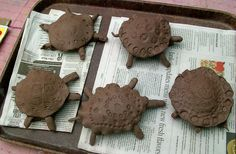 Art Camp Turtle Boxes by Chipmunk Hill Arts, via Flickr