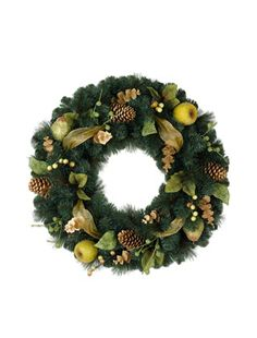 Sausalito Pine Christmas Wreath