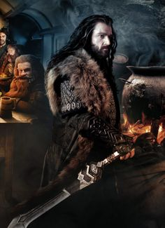 Why is Thorin such a bad ass