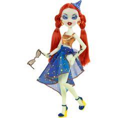 Bratzillaz Midnight Beach Meygana Broomstix Doll