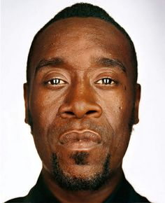 Don Cheadle, photo by Martin Schoeller