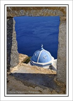 Tholos . Zorba The Greek, Through The Window, Temples, Surfboard, Sailing, Greece, Island, Candle, Greece Country