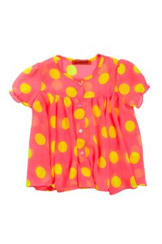 Polka Dot Tunic (Toddler, Little Girls, & Big Girls) on HauteLook
