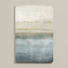 sitting room over the chest? Great colors to coordinate with the bedroom and not too busy. 36 x 24, $169...Pacific View Art