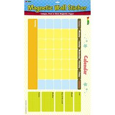 American Educational Products MAG-119 Calendar Magnetic Wall Sticker American Packing & Gasket http://www.amazon.com/dp/B00URIET7K/ref=cm_sw_r_pi_dp_Zg1fwb155E4WS