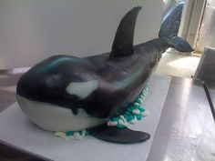 Amazingly realistic 3D cake sculptures that look like animals. - Neatologie.com