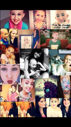 I made this collage in honor of Taliajoy18. R.I.P We will never forget you. Just keep swimming. Talia kept swimming but in another sea. ❤