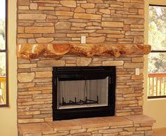 Rustic Fireplace Ideas Build Wood Mantel Shelf Kits Modern Mantels