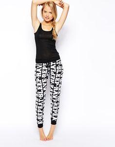 ASOS+Rave+Pyjama+Jogger