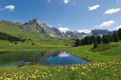 Lech Sant  Seceda Val Gardena  www.valgardena.it  www.facebook.com/VGardena