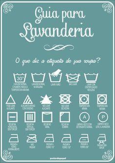 Lavanderia Esmeralda | Poster de Papel | Elo7