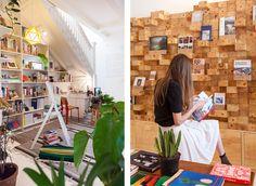 Librería Casa Bosques - México - Savvy Studio - 2015 - Tienda Libreria