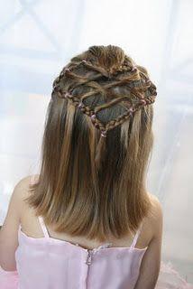 ♥Heart♥ Hair style