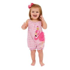 Purchased Smocked Auctions Jose Varon Infant Bubble Pink 9 Months