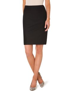 Topstitched Stretch Skirt | Women's Skirts | THE LIMITED
