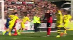 VIDEO SC Freiburg 0 - 3 Borussia Dortmund HIGHLIGHTS | PPsoccer