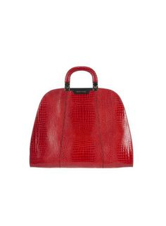 Emporio Armani Bag/ gee you guess i love red