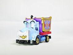 TOMICA Disney Vehicle Collection Tokyo Disneyland 2016 Aladdin Truck Special Edition