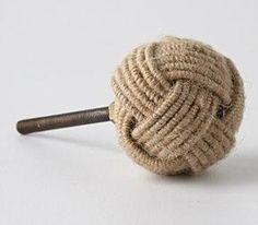 This is one unique knob. (remodelista.com)