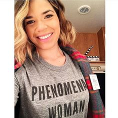 Join us for this Thursday (link in bio!) and you may win this #phenomenalwoman shirt by @omazeworld and @imanentrepreneurbitch with proceeds going to a group of incredible charities! Link in bio for our event enter promo code iheart for 20 percent off tickets! And if you just want the shirt (I do!) visit omaze.com/woman      #womensrights #feminist #bossbabe #womenwhohustle #feminism #thatsdarling #girlpower #laevents #fredandfar #selflovepinkyring #loveyourself #knowthyself #selfworth…