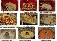 Fruit Cake /Plum cake/Kerala style 2012 - Zesty South Indian Kitchen