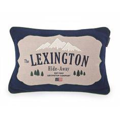 Lexington Dekokissen mit Füllung Hide Away Sham · home go lucky