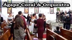 Entrada da Noiva na Paróquia Rainha Santa Isabel - Clarinada 2001 e Marc...