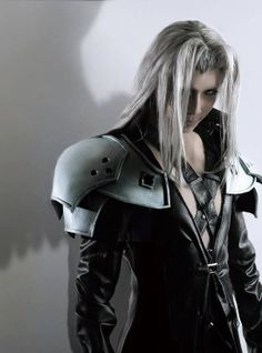 Sephiroth - Final Fantasy VII cosplay