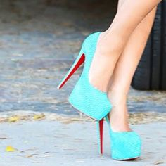 Ah Louboutin at its best!