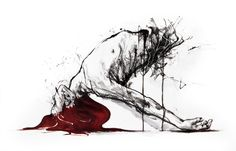 be consumed by nothing by agnes-cecile.deviantart.com on @deviantART