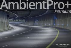 AmbientPro+ | PHOTOCATALYTIC PAINT WITH GRAPHENE. Double decontaminant effect. Retains CO2 and decomposes harmful particles. Especially developed for façades, areas with high volumes of vehicles, freeways, tunnels and car parks.