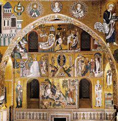 Cappella Palatina, Palazzo dei Normanni (Palatine... | Italian Landscapes - Paesaggi d'Italia
