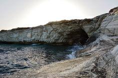 Seaside at Saint George Alamanos, Pentakomo village, Limassol